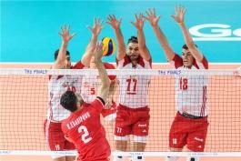 والیبال-فدراسیون والیبال-تیم ملی والیبال ایران