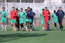 فدراسیون فوتبال-تیم ملی امید-ایران-iran