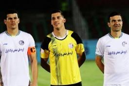 لیگ برتر-فدراسیون فوتبال-گل گهر-ایران-iran