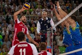 والیبال-volleyball-تیم والیبال اسلوونی-تیم والیبال لهستان