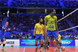 والیبال-والیبال قهرمانی جهان-تیم ملی والیبال برزیل