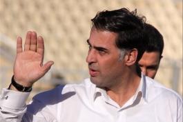 سعید آذری-لیگ برتر-فدراسیون فوتبال-مهران درخشان مهر