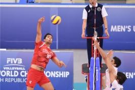 امیرحسین اسفندیار-فدراسیون والیبال-والیبال قهرمانی جوانان آسیا