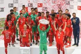 بایرن مونیخ-بازیکنان بایرن مونیخ-بوندس لیگا آلمان-Bayern