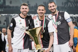 یوونتوس-سری آ ایتالیا-قهرمانی یوونتوس-Juventus