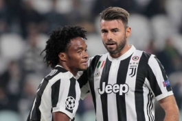 یوونتوس-مدافع یوونتوس-وینگر یوونتوس-ایتالیا-کلمبیا-Juventus
