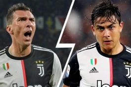 یوونتوس-مهاجمان یوونتوس-کرواسی-آرژانتین-Juventus