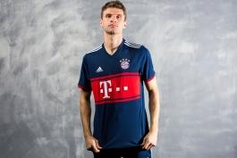 بایرن مونیخ-مهاجم بایرن مونیخ-آلمان-Bayern