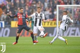 سری آ-ایتالیا-Genoa-Juventus