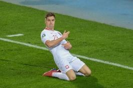 نتایج مسابقات روز پنجشنبه مقدماتی یورو 2020؛ شگفتی سازی بزرگ قزاقستان و برد لهستان با تک گل پیونتک