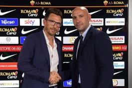 رم-سرمربی سابق رم-مدیر سابق رم-Roma