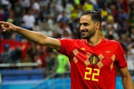 بلژیک- تیم ملی بلژیک- وینگر بلژیک