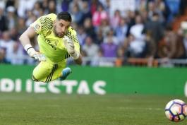 اسپانیا- رئال مادرید- دروازه بان رئال مادرید