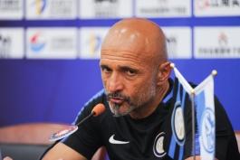اینتر-سرمربی اینتر-کنفرانس خبری-Inter