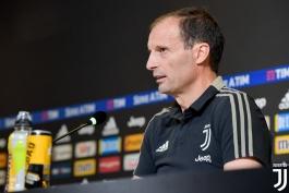 سرمربی یوونتوس- یوونتوس- ایتالیا- کنفرانس خبری- Juventus