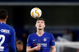 چلسی- مدافع چلسی- دانمارک- Chelsea