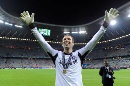 چلسی-دروازه بان چلسی-جمهوری چک-لیگ قهرمانان اروپا-Chelsea
