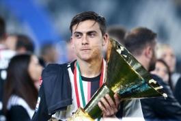 یوونتوس-مهاجم یوونتوس-آرژانتین-اسکودتو-Juventus