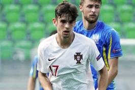 پرتغال-تیم ملی جوانان پرتغال-مهاجم پرتغال-Portugal