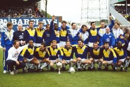 قهرمانی لیدز- لیدز- 1992- انگلیس