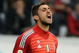 یوونتوس-دروازه بان یوونتوس-سری آ ایتالیا-Juventus