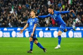 ایتالیا-تیم ملی ایتالیا-هافبک ایتالیا-Italy