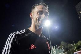 یوونتوس-مدافع یوونتوس-تمرینات یوونتوس-Juventus