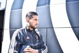 یوونتوس-هافبک یوونتوس-آلمان-Juventus