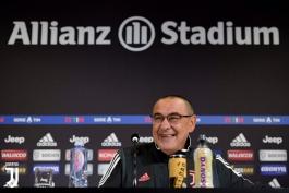 یوونتوس-سرمربی یوونتوس-ایتالیا-کنفرانس خبری-Juventus