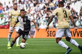یوونتوس-اسپال-سری آ ایتالیا-Juventus-SPAL