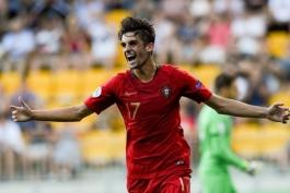 پرتغال-تیم ملی پرتغال-مهاجم پرتغال-Portugal