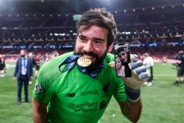 لیورپول-دروازه بان لیورپول-لیگ قهرمانان اروپا-Liverpool