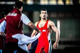 قهرمان المپیک لندن - ملی پوش کشتی فرنگی - London Olympics Champion - iranian wrestler - wrestling