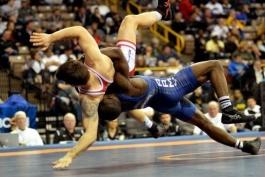 کشتی آزاد - کشتی فرنگی - سالتو - freestyle wrestling - grecoroman wrestling
