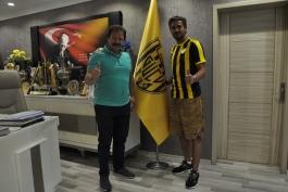 رسمی؛ السیو چرچی به باشگاه آنکاراگوجو ترکیه پیوست