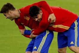 اسپانیا-تیم ملی اسپانیا