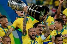 برزیل-تیم ملی برزیل-Brazil