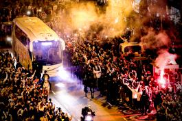 رئال مادرید-بارسلونا-اسپانیا