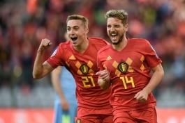 بلژیک 3-0 قزاقستان؛ برد آسان و قابل انتظار شاگردان مارتینز