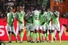 جام ملتهای آفریقا 2019؛ تونس 0-1 نیجریه؛ تک گل ایگالو برای عقابها و فتح دیدار رده بندی