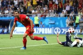 بلژیک - ژاپن - جام جهانی