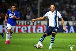 لاتزیو-سمپدوریا-Lazio-Sampdoria-ایتالیا-سری آ