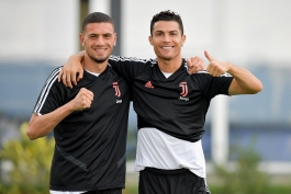 تمرنیات یوونتوس-یوونتوس-سری آ-ایتالیا-پرتغال-ترکیه-Juventus