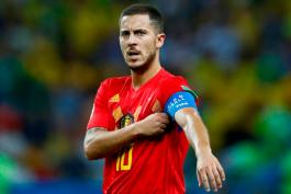 نکته آماری؛ ادن هازارد به رکورد 100 بازی در تیم ملی بلژیک رسید