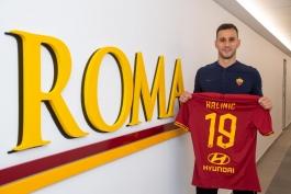 رم-سری آ-ایتالیا-As Roma-کرواسی