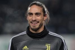یوونتوس-ایتالیا-سری آ-Juventus-Italia-اروگوئه