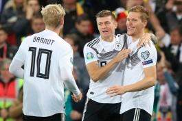 نتایج شب دوم از هفته ششم مرحله مقدماتی یورو 2020؛ پیروزی هلند، بلژیک و آلمان؛ توقف لهستان و کرواسی