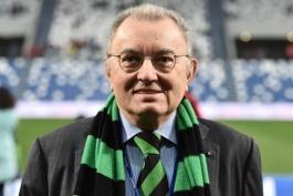 جورجو اسکویینزی، مالک باشگاه ساسولو در 76 سالگی درگذشت