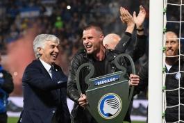 رئیس باشگاه آتالانتا: گاسپرینی فصل آینده، سرمربی آتالانتا در لیگ قهرمانان اروپا خواهد بود