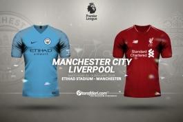 Liverpool-Manchester City-لیگ برتر-انگلستان